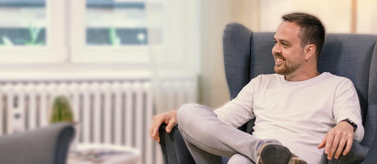 Dirk Walther freut sich auf Ihren Termin bei Comfortplan.de