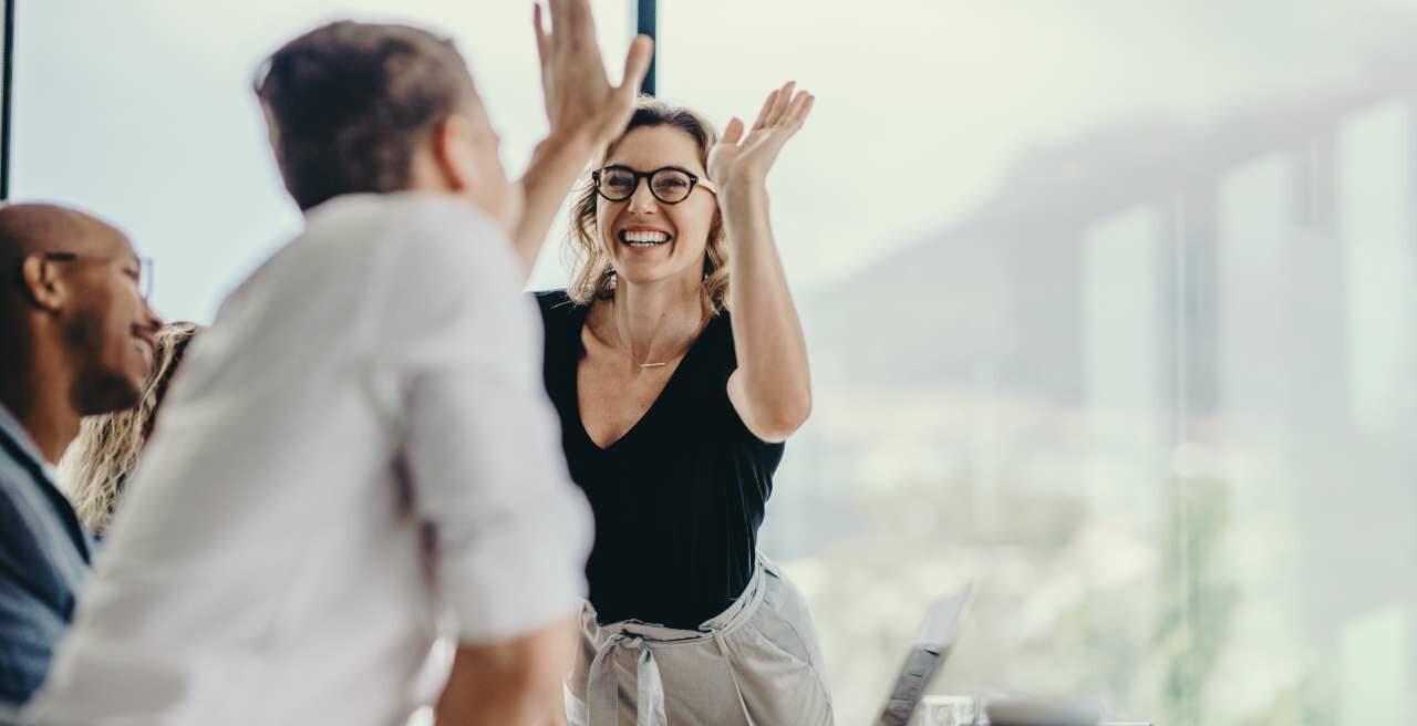 Gemeinsam gelassen altern - Sie und Ihr Arbeitgeber zahlen in die betriebliche Altersvorsorge ein. Für ein entspanntes Alt werden.