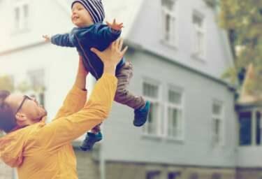 Schützen Sie ihr Immobilie mit einer Wohngebäudeversicherung.